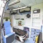 BOLLANTI presenta la nuova 112T6 AMBULANCE, l'ambulanza di soccorso con sistema 4motion e cambio DSG   Emergency Live 8