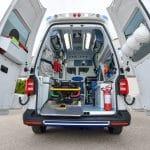 BOLLANTI presenta la nuova 112T6 AMBULANCE, l'ambulanza di soccorso con sistema 4motion e cambio DSG   Emergency Live 11