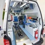 BOLLANTI presenta la nuova 112T6 AMBULANCE, l'ambulanza di soccorso con sistema 4motion e cambio DSG   Emergency Live 22