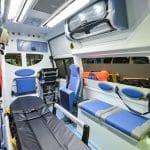 BOLLANTI presenta la nuova 112T6 AMBULANCE, l'ambulanza di soccorso con sistema 4motion e cambio DSG   Emergency Live 15