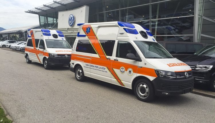 edm ambulanze T6 trentino