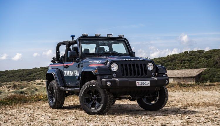 2_Jeep Wrangler Carabinieri
