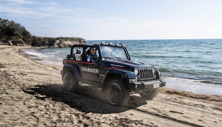 4_Jeep Wrangler Carabinieri