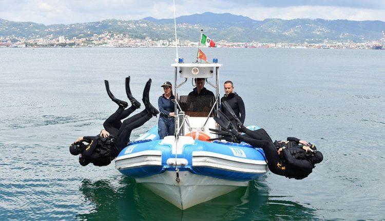 Nucleo Sommozzatori Polizia di Stato, 60 anni di servizio per la sicurezza degli italiani | Emergency Live 3