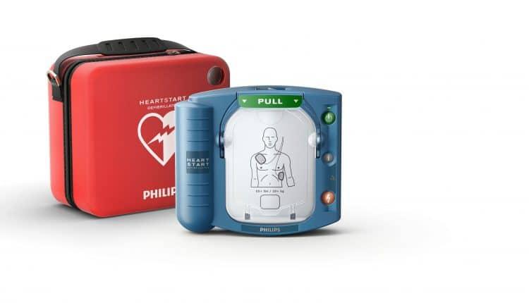 Philips' HeartStart HS1 AED
