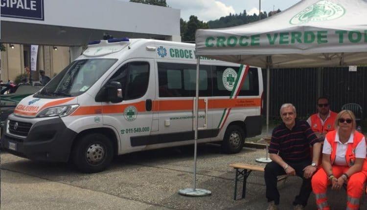 Volontari_CroceVerdeTorino