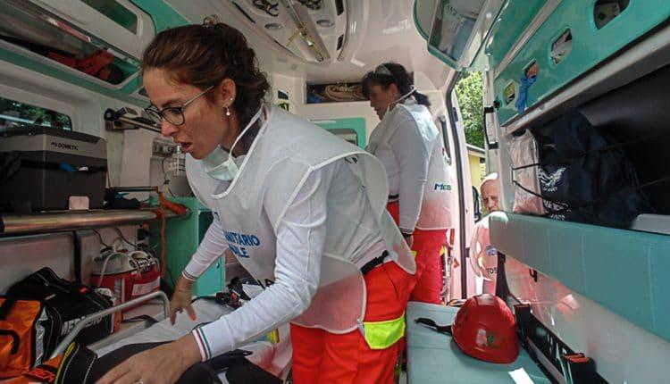 Tre Confini, il primo Torneo Sanitario Nazionale Anpas se lo aggiudica il Piemonte | Emergency Live 14