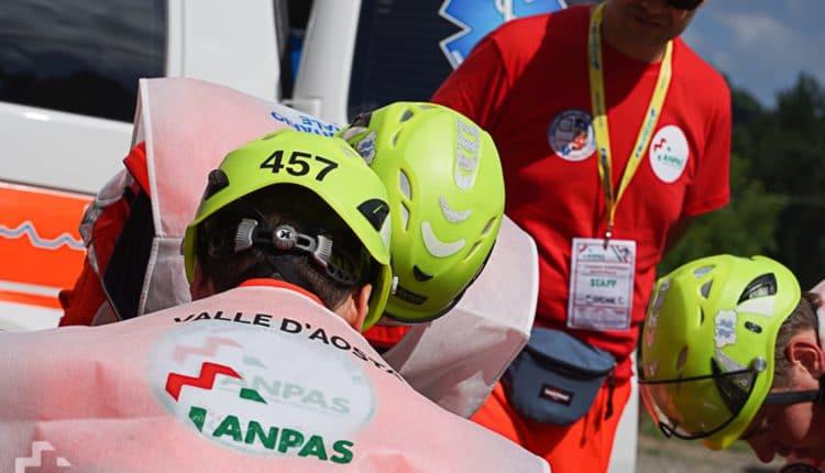 Tre Confini, il primo Torneo Sanitario Nazionale Anpas se lo aggiudica il Piemonte | Emergency Live 13