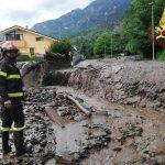 Frana in Val di Susa - Più di 200 gli sfollati. Al lavoro Vigili del Fuoco e Croce Rossa | Emergency Live 3