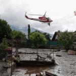 Frana in Val di Susa - Più di 200 gli sfollati. Al lavoro Vigili del Fuoco e Croce Rossa | Emergency Live 2