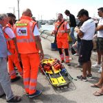 Esercitazione congiunta tra Guardia Costiera Ravenna e 118   Emergency Live 5