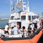 Esercitazione congiunta tra Guardia Costiera Ravenna e 118   Emergency Live 3