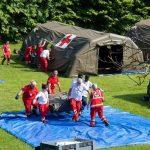 SPRINGSTAGE 2018: chiusa domenica scorsa la 7° edizione del campo scuola dedicato all'emergenza della CRI Firenze   Emergency Live 7