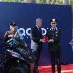 Consegna del veicolo Qooder di Quadro Vehicles all'arma dei Carabinieri   Emergency Live 3