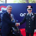 Consegna del veicolo Qooder di Quadro Vehicles all'arma dei Carabinieri   Emergency Live 4