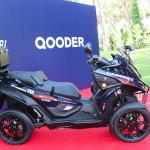 Consegna del veicolo Qooder di Quadro Vehicles all'arma dei Carabinieri   Emergency Live 6