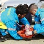 Immobilizzazione di emergenza e interventi in caso di trauma: cosa fare? | Emergency Live 1