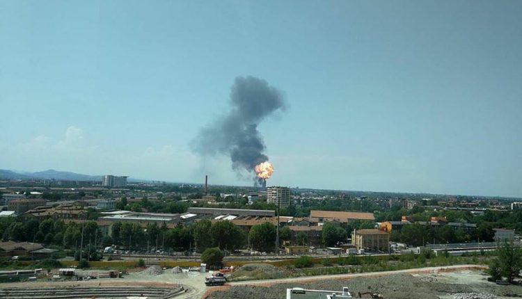 Incendio Peugeot