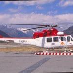 Buongiorno Sierra-Alpha 1! In volo con l'elisoccorso Valdostano | Emergency Live 10
