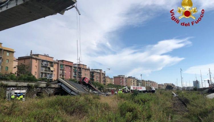 Genova, quando le innovazioni e le competenze funzionano: analisi della risposta alla maxi emergenza del Ponte Morandi | Emergency Live 6