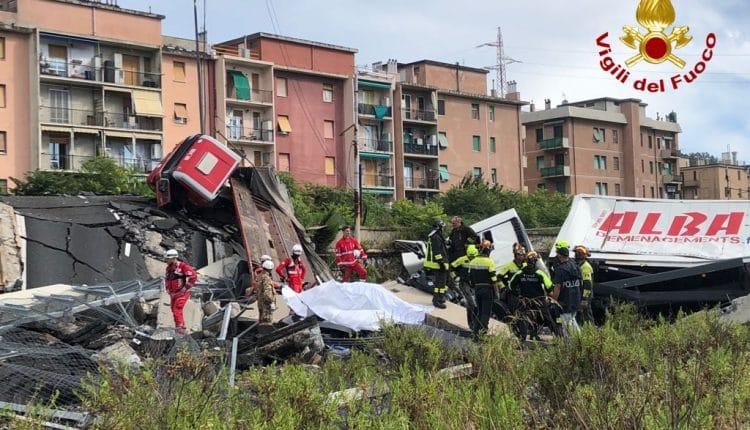 Genova, quando le innovazioni e le competenze funzionano: analisi della risposta alla maxi emergenza del Ponte Morandi | Emergency Live 8