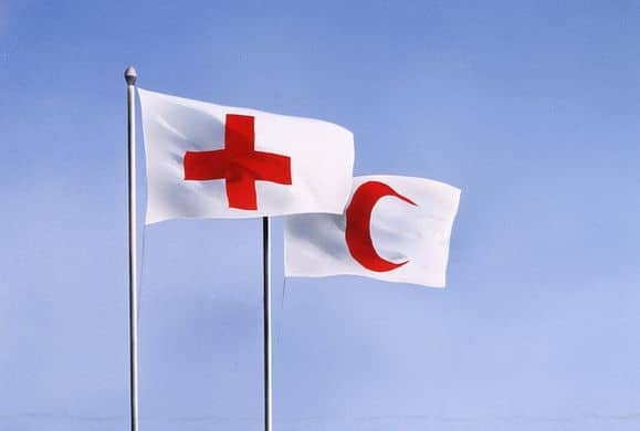 red cross amnd red crescent