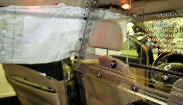 Dispiegamento Airbag