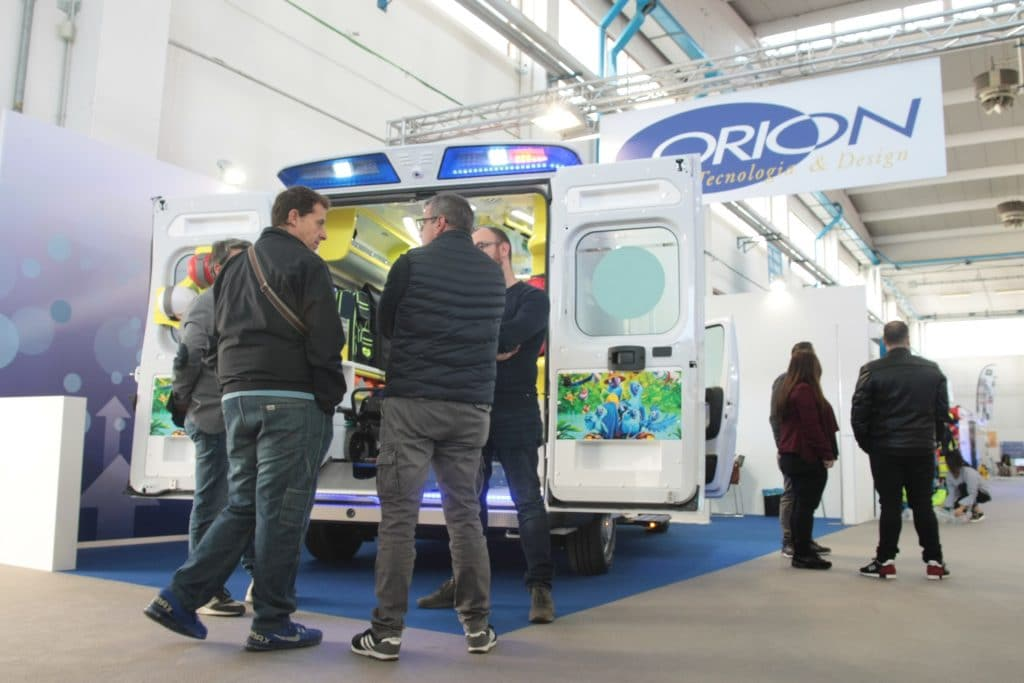 Ambulanze, cosa c'è stato di veramente nuovo a REAS? | Emergency Live 11
