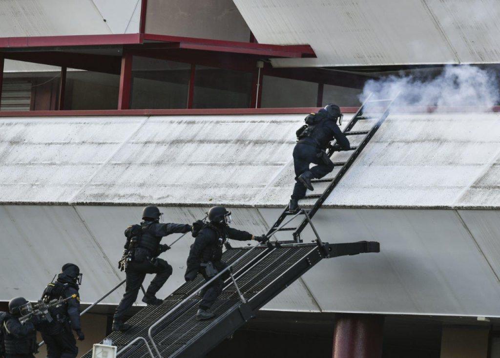 Interventi speciali, dopo quarant'anni il G.I.S. continua la sua opera di protezione e anti-terrorismo | Emergency Live 2