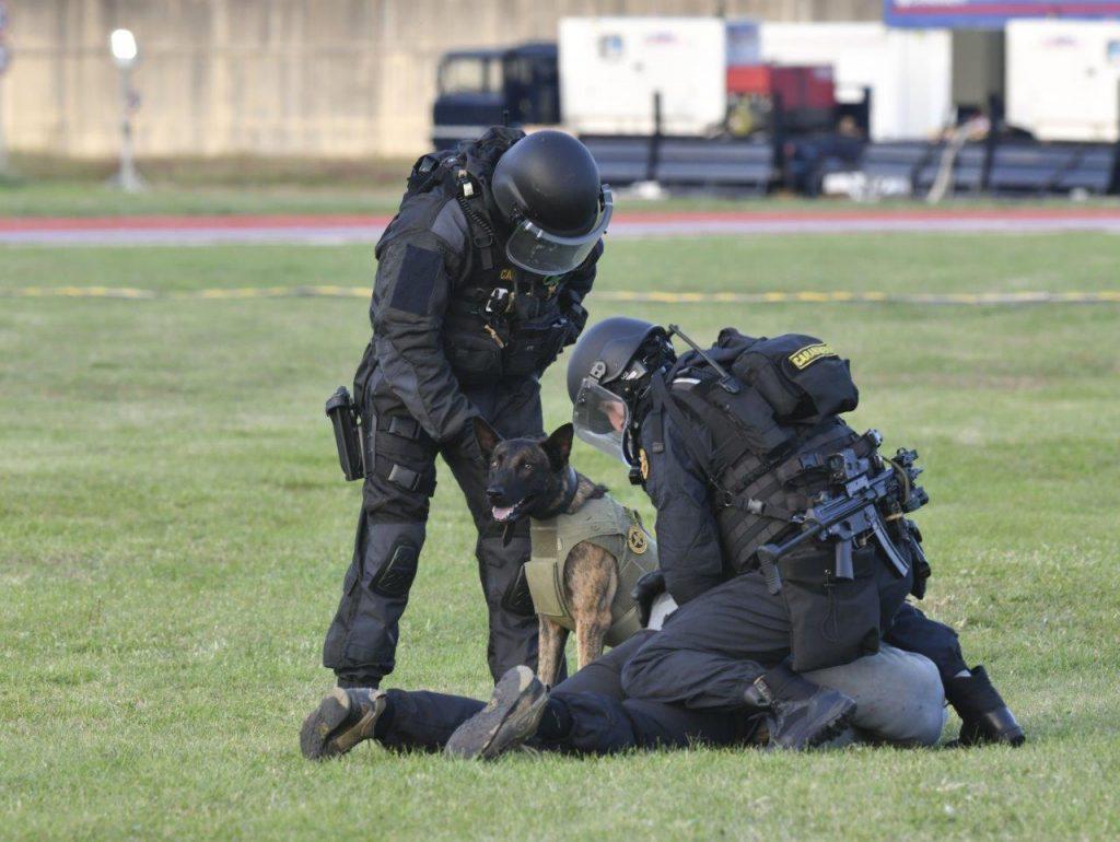 Interventi speciali, dopo quarant'anni il G.I.S. continua la sua opera di protezione e anti-terrorismo | Emergency Live 3