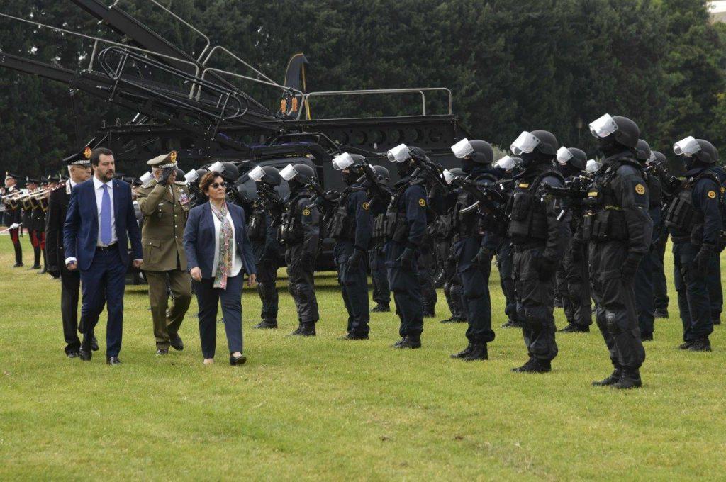 Interventi speciali, dopo quarant'anni il G.I.S. continua la sua opera di protezione e anti-terrorismo | Emergency Live 4