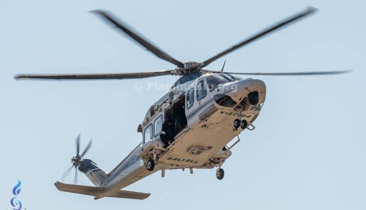 AW139 Polizia di Stato