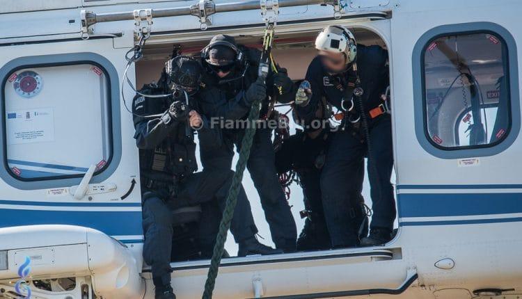 N.O.C.S. della Polizia di Stato, 40 anni di operazioni speciali per la sicurezza nazionale | Emergency Live 8