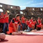Il 16 ottobre è da quest'anno il giorno mondiale di sensibilizzazione sul tema dell'arresto cardiaco. | Emergency Live 1