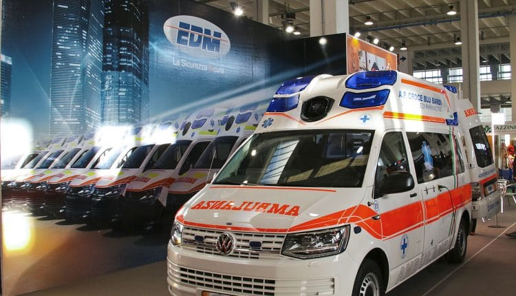 EDM Ambulanze, design e praticità nei nuovi interni sanitari | Emergency Live 15