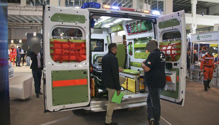 ambulanza edm ducato 2018