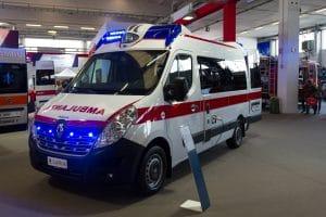 Renault Master ambulanza Aricar