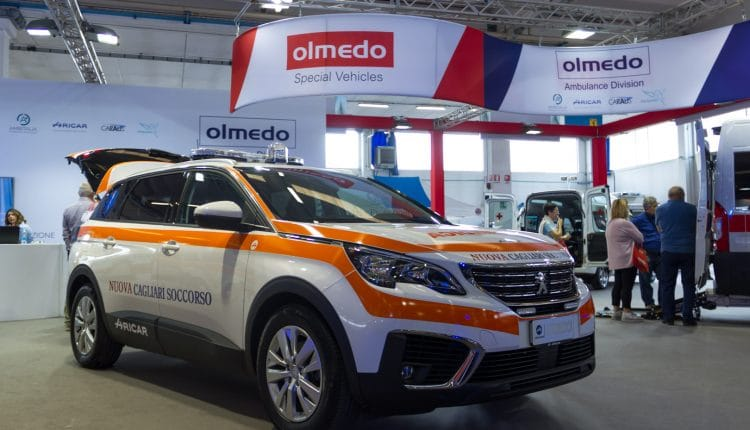 Automedica Peugeot 3008