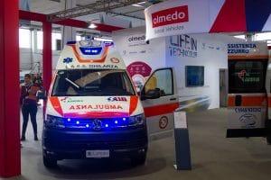 Il Volkswagen T6 Life III per la Ghilarza in Sardegna