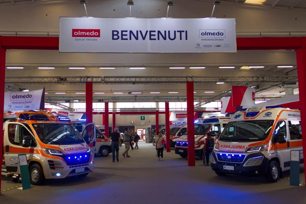 REAS 2018, il bilancio della fiera di Montichiari: più stand internazionali e sinergie | Emergency Live 9