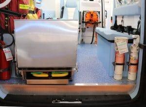 ambulanza trazione 4MOTION Volkswagen