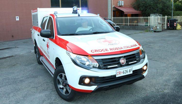 frontale fiat fullback protezione civile