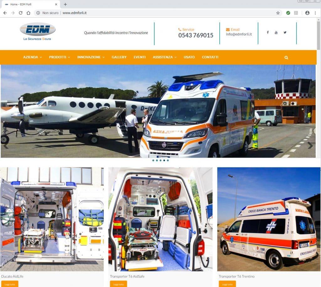 REAS 2018: cosa presenterà EDM Ambulanze?   Emergency Live 2