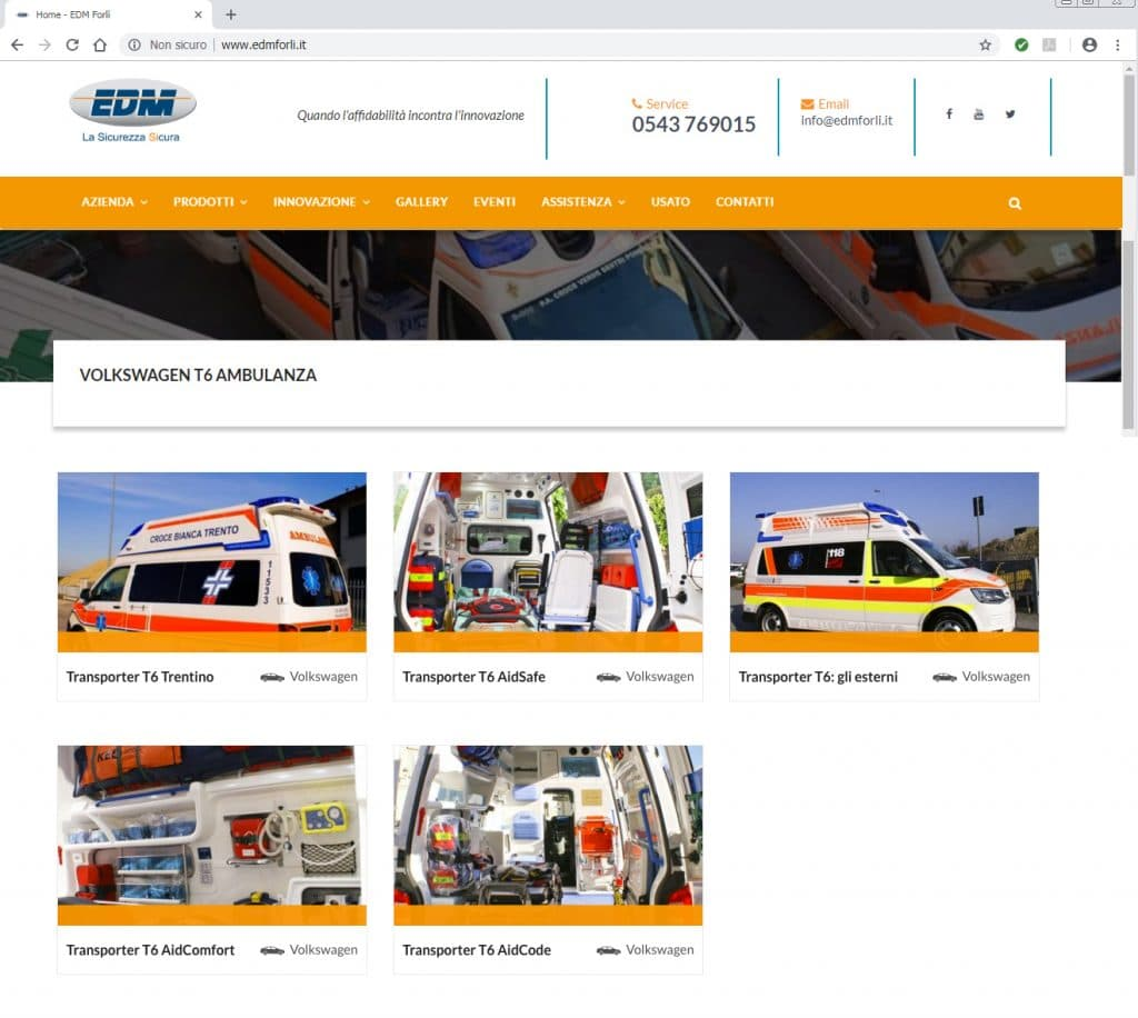 REAS 2018: cosa presenterà EDM Ambulanze?   Emergency Live 4