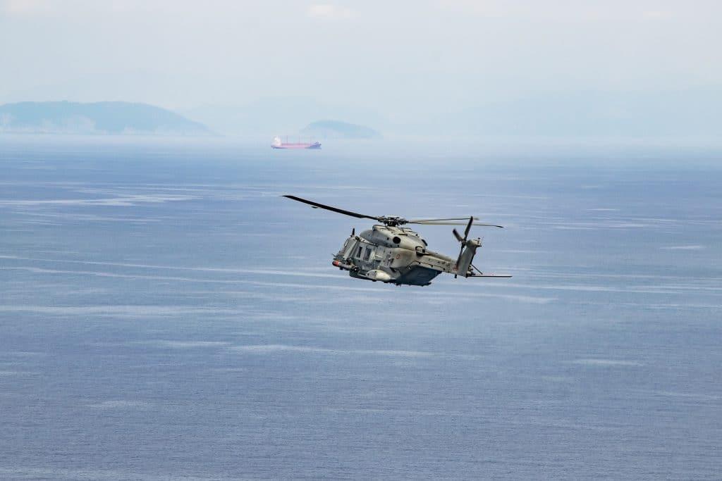 MariStaEli Luni, 50 anni di aviazione di Marina | Emergency Live 17