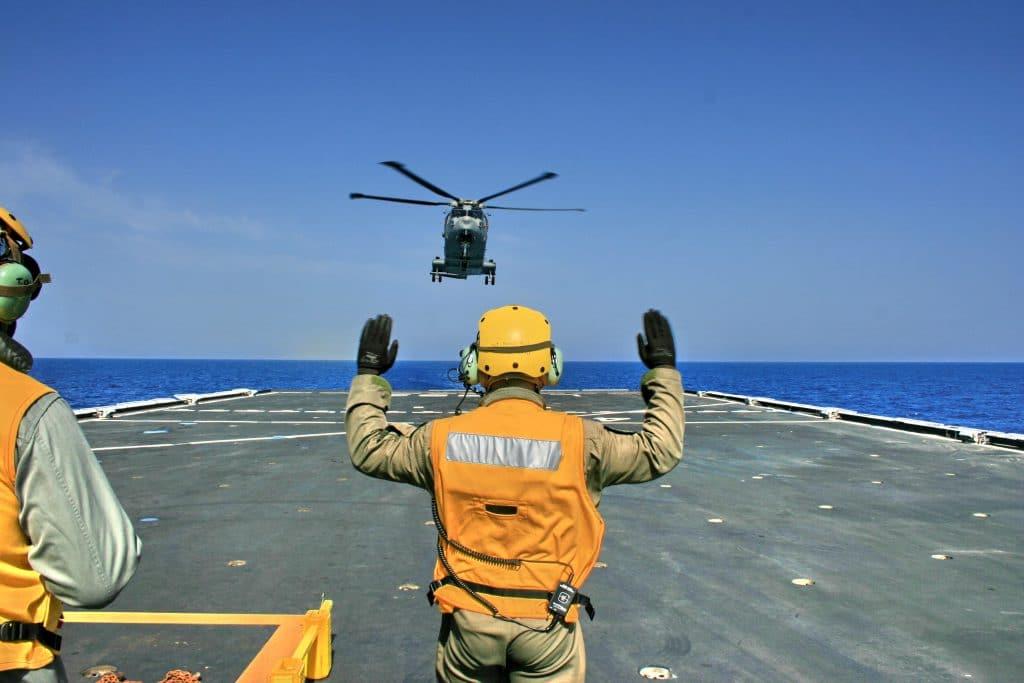 MariStaEli Luni, 50 anni di aviazione di Marina | Emergency Live 19
