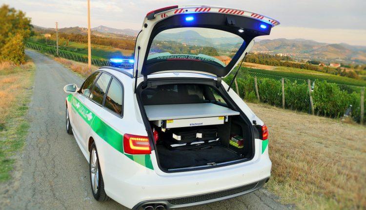 Mezzi confiscati per Polizia Locale e Protezione Civile: poca spesa e tanta resa | Emergency Live 29