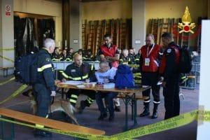 I Vigili del Fuoco italiani vicini alla certificazione mondiale per interventi USAR   Emergency Live 2