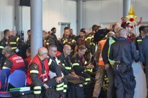 I Vigili del Fuoco italiani vicini alla certificazione mondiale per interventi USAR   Emergency Live 3