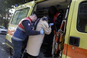 anziano trasporto ambulanza